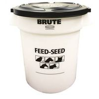 CONTAINER 20GA FEED-SEED W/LID