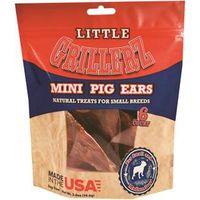 TREAT PIG EAR MINI 6CT