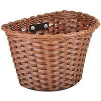 BASKET BICYCLE MEDIUM BROWN