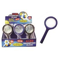 GLASSES MAGNIFYING LED 6 BULB