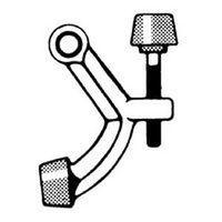 Schlage CP70B-613 Hinge Pin Door Stop
