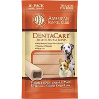 TREAT DOG FILLEDBONE 3IN 10CT