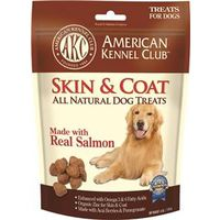TREAT DOG NATURL SKIN/COAT 6OZ