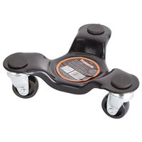 DOLLY 3-WHEEL 6IN 130LB