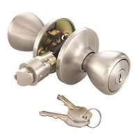 MOBILE HOME LOCKSET ENTRY SS