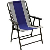 CHAIR OVRSZD BUNGEE NAVY/GREY