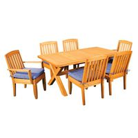 DINING SET 7PC MARGARITAVILLE