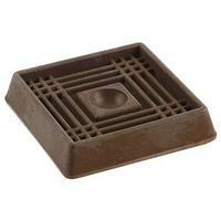 CUP FURNITURE 2PK 3IN BROWN
