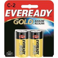 BATTERY C2 ALKALINE 2CARD