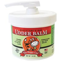 UDDER BALM PUMP LID JAR 12OZ