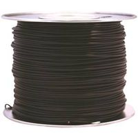 WIRE PRIMARY BLACK 100FT 18GA