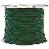 WIRE PRIMARY GREEN 100FT 18GA