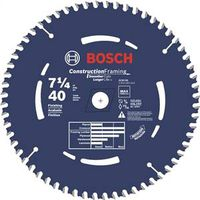 BLADE SAW 7-1/4 X 40T FINISH