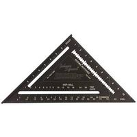 SQUARE RAFTER ALUM EZ READ12IN