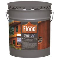FINISH WOOD OUTDOOR CLEAR 5GAL