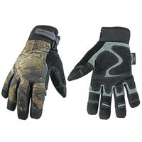 GLOVE WATERPROOF WTR CAMO LRG
