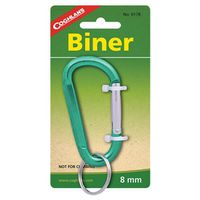 BINER MINI 8MM W/KEY RING