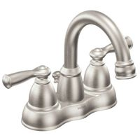 FAUCET LAV 2HANDLE 4IN BANBURY