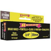 NAIL BRAD BROWN 2000PK 3/4IN