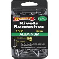 RIVET SHORT ALUM 5/32X5/32IN