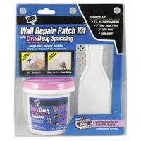 WALL REPAIR/PATCH KIT 8OZ