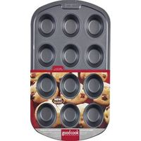 PAN MUFFIN NONSTICK 12 CUP