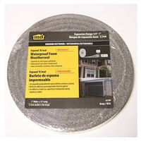 WEATHER SEAL FOAM TAPE 13FT