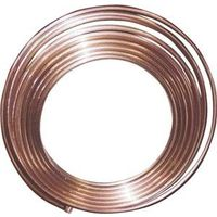 COPPER REFRIG 3/8INX50FT ORNG