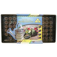 SEED STARTER SELF WATER 2TRAY