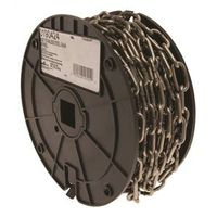 CHAIN 5/32IN SS 50FT REEL