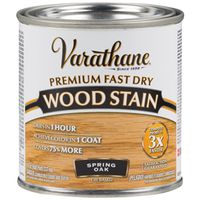 STAIN WOOD INT SPRINGOAK 1/2PT