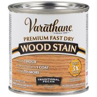 STAIN WOOD INT PECAN 1/2PT