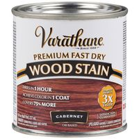 STAIN WOOD INT CABERNET 1/2PT