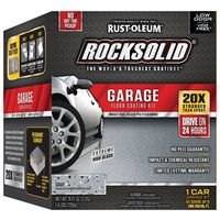 FLOOR COATING GARAGE GRAY KIT
