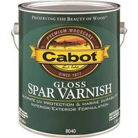 Cabot 8040 Oil Based Spar Varnish