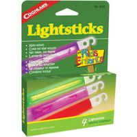 STKS GLOW ASSORTED 4/PK