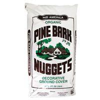 Ameriscape 99997 Nuggets Pine Bark Mulch