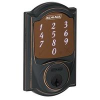 DEADBOLT SMART SENSE AG BRONZE