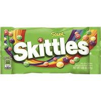 Skittles Wrigley SSKIT24 Bite Size Candy