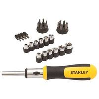SCREWDRIVER RATCHETING 29PC