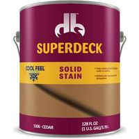 STAIN SOLID CF CEDAR GALLON