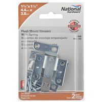 National Hardware V2540 Flush Mount Hangers