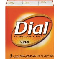 DIAL GOLD 3 BARS 4OZ