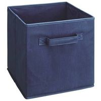 DRAWER FABRIC BLUE 11IN HEIGHT
