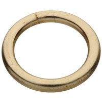 RING BRASS NO4X1-1/4IN