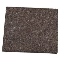 PAD FLEXI-FELT BRN 3IN