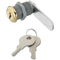 LOCK UTILITY BRASS 3/4IN