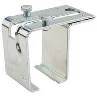 BRACKET BOX RAIL ZINC