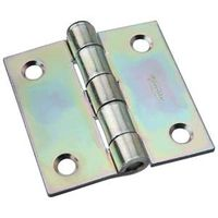 HINGE BRD ZINC PLATED 2IN