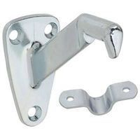 BRACKET HANDRAIL ZINC PLATED